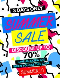 Create Retail Sale Posters - Free Downloads | PosterMyWall