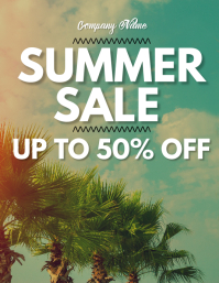 summer sale up 50% off