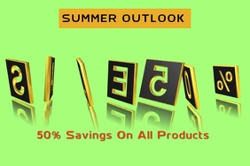 Summer Sales Video Template