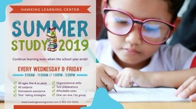Summer School Classes Advertisement Video