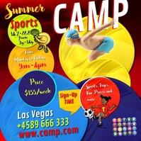 summer sports camp2 insta video