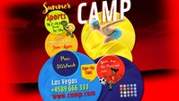 summer sports camp2 youtube template