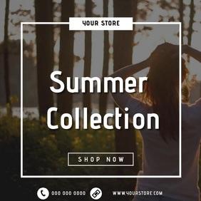 SUMMER STORE SHOP AD TEMPLATE Logo