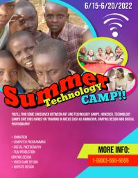 Summer Technology Camp