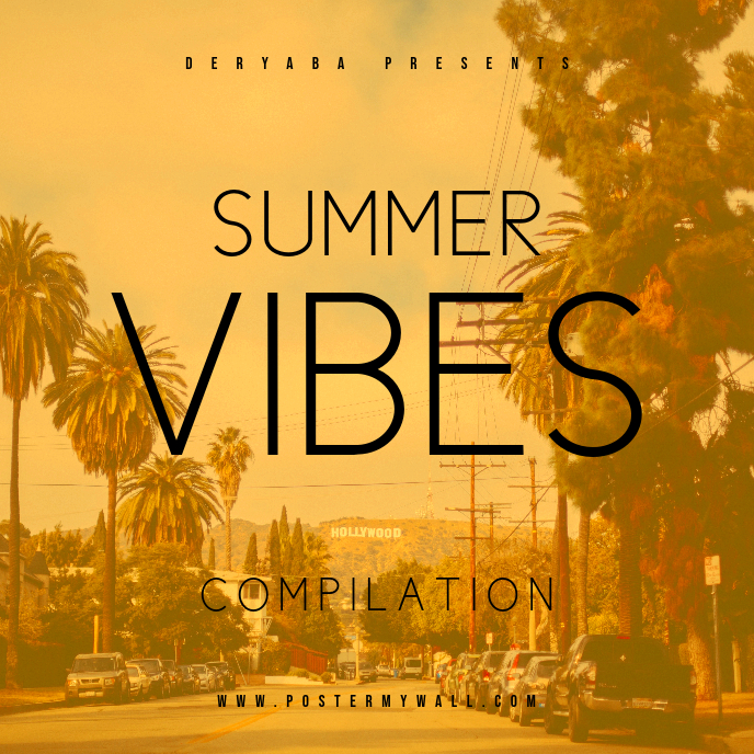Summer Vibes CD Cover