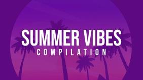 Summer Vibes Youtube Thumbnail