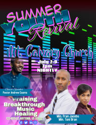 Summer Youth Revival