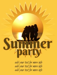 Sun Summer Party