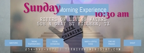 Sunday Morning Cover Фотография обложки профиля Facebook template