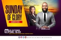 sunday of glory Etiket template