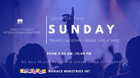 SUNDAY SERVICE 202O TEMPLATE