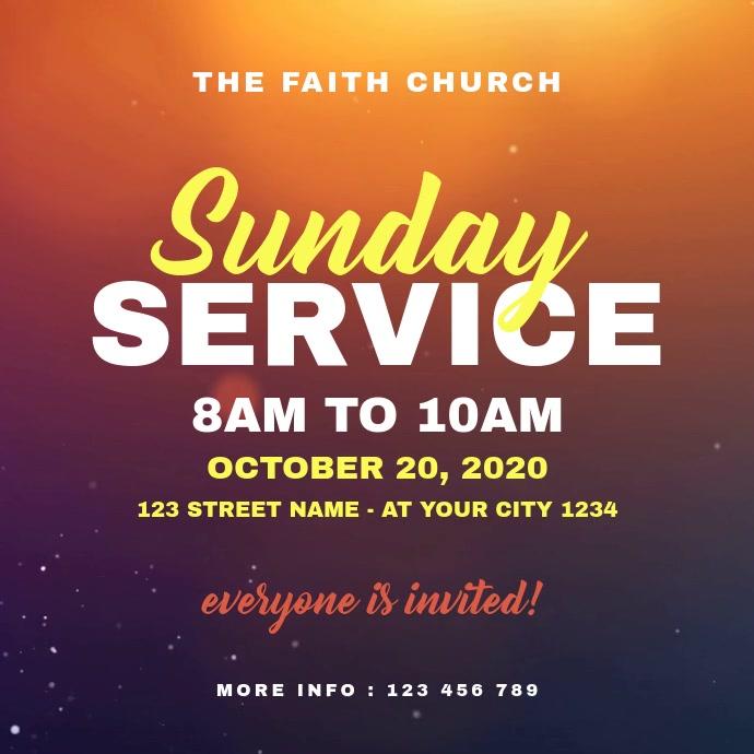 Sunday Service Church