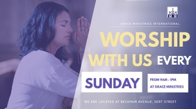 SUNDAY SERVICE TEMPLATE