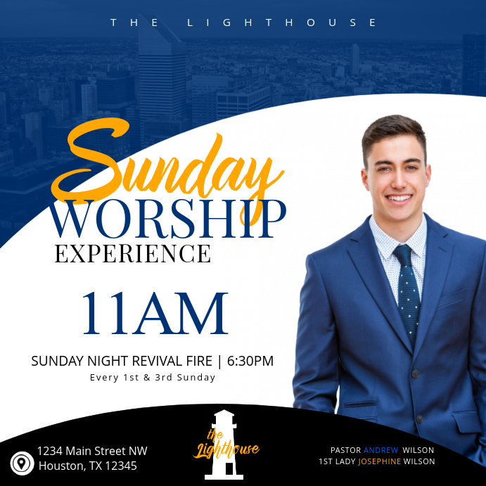 Sunday Worship Experience