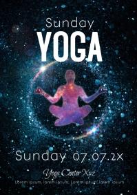 Sunday Yoga Meditation Spiritual Healing ad