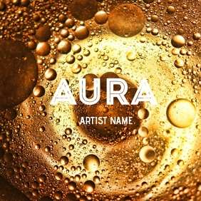 Sunny Aura ALBUM ART