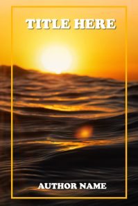 SUNSHINE SEA OCEAN NONFICTION 海报 template
