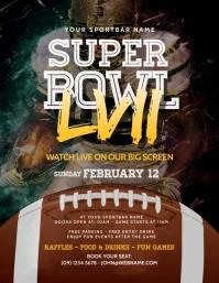 Super Bowl 2020 Flyer