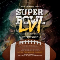 Super Bowl 2020 Instagram Post