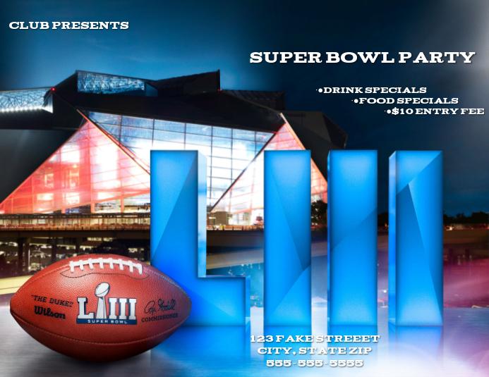 Super Bowl LIII 53