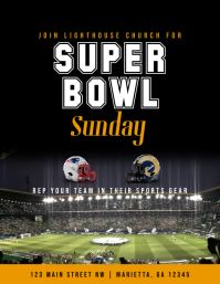 20,000+ Customizable Design Templates for Football Super Bowl Party ...