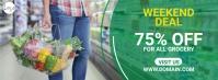 Super store offer Facebook Omslag Foto template