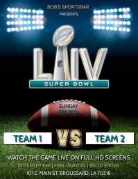 SUPERBOWL LIV FLYER