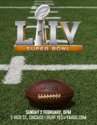 superbowl party LIV