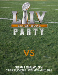superbowl party LIV