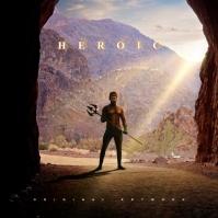 Superhero Album Cover (Original Artwork) template