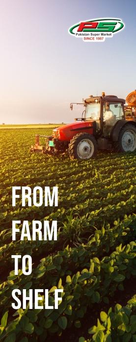 Supermarket Farm Flyer
