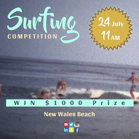 surfing competition