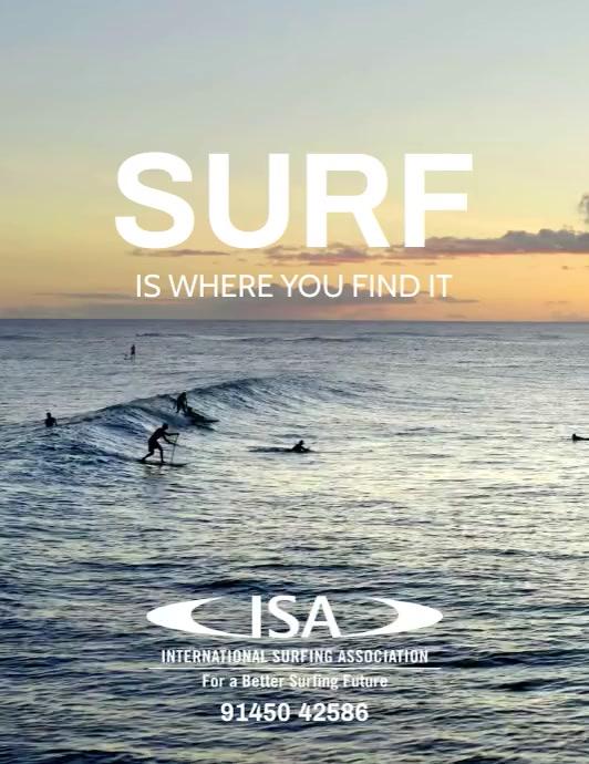 Surfing Premium Video Template