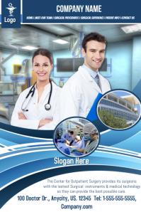Surgery Center Template