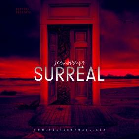 Surreal Fantasy Door CD Cover Art