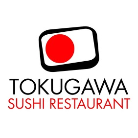 Sushi restaurant logo