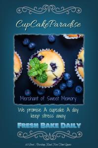 Sweet Desserts Flyers