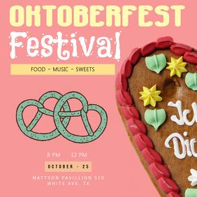 Sweet Oktoberfest Instagram Template