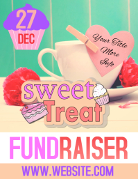 SWEET TREAT FUNDRAISER TEMPLATE