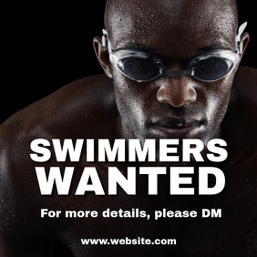 Swimmers needed