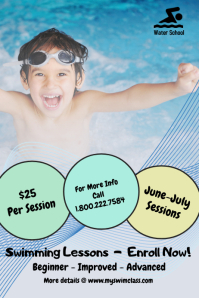 Swimming Lessons/Summer Classes