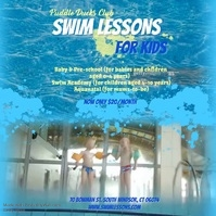 Swimming lessons video 1