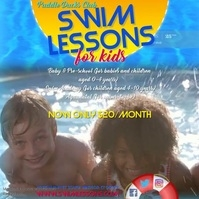 Swimming lessons video2
