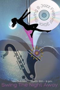 Swing & Jazz Festival/ Retro/Music/Concert/Band