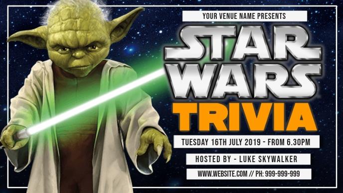 Syaf Wars Trivia Facebook Cover