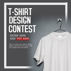 T Shirt Design Contest