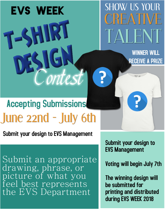 T-shirt design Contest Template | PosterMyWall