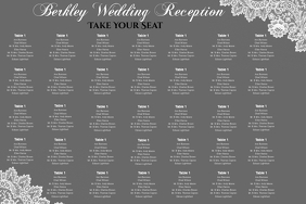 Table Seating Chart Design