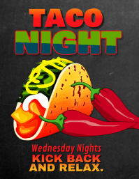 Taco Night Special Restaurants Bars Pubs