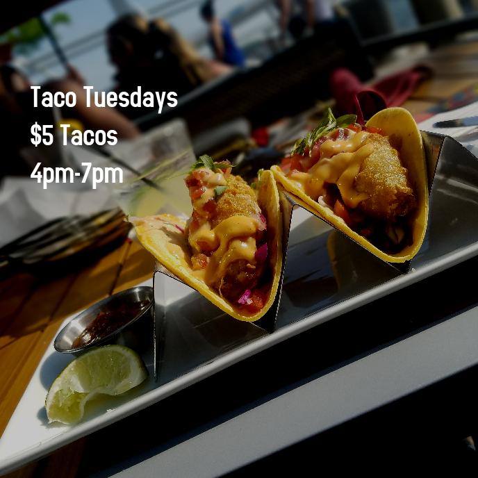 Taco Tuesdays Capa de álbum template